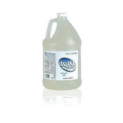 Dial Liquid Antibacterial Hand Soap Sensitive Skin, 1 Gallon
