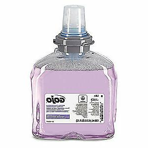 GOJO Foam Hand Soap,1200mL,Cranberry,PK2, 5361-02, Purple