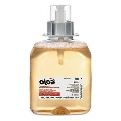Gojo Antibacterial Foaming Hand Soap, 3 Refills
