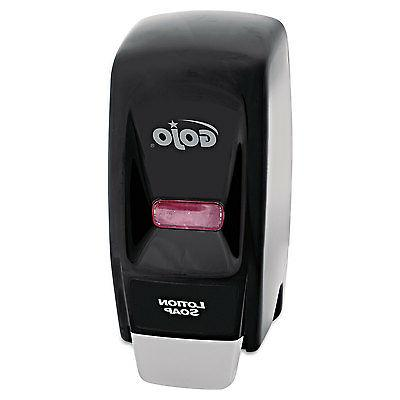 Gojo Bag-In-Box Liquid Soap Dispenser 800-ml 5 3/4w x 5 1/2d