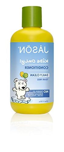 JASON Kids Only, Daily Clean Conditioner, 8 Ounce