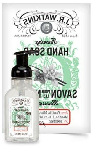 JR Hand Soap Mint scent