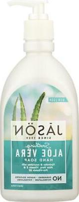 Jason Natural-Soothing Aloe Vera Pure Natural Hand Soap