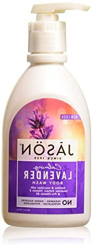 Jason Shower Body Wash, Lavender, 30 oz, 2 pk