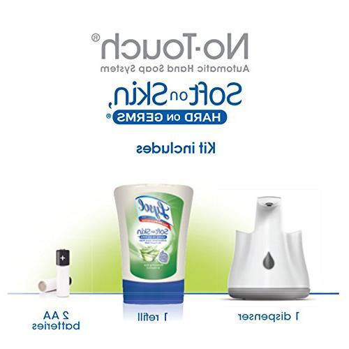 Lysol No-Touch Kit &