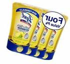 Lysol No-Touch Hand Soap Refill, 8.5 Fl Oz Soft on Skin Hard