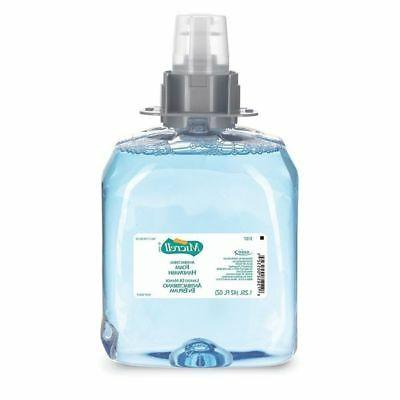MICRELL Foam Hand Soap,1250mL,Floral,PK3, 5157-03, Blue