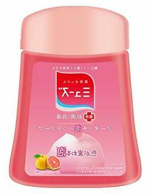 Muse no-touch foam Hand Soap Refill Grapefruit 250ml about 2