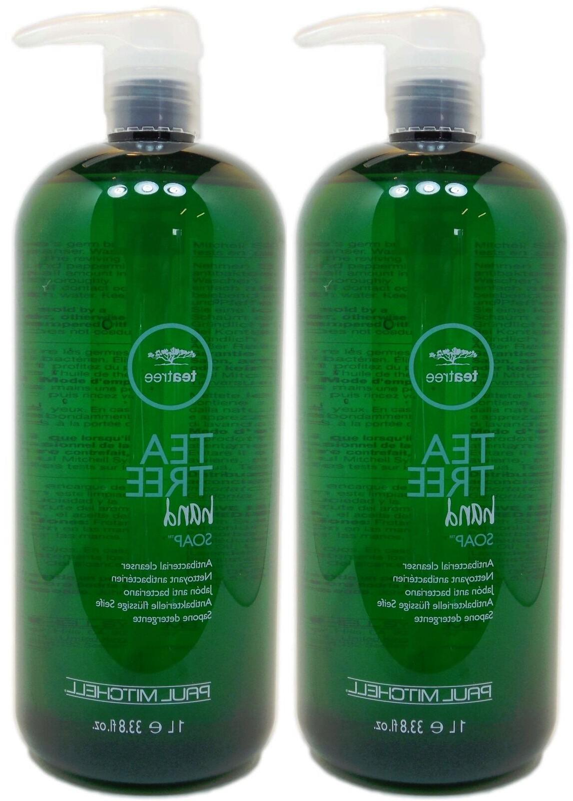 Tea Tree Hand Soap Unisex by Paul Mitchell, 10.14 Ounce