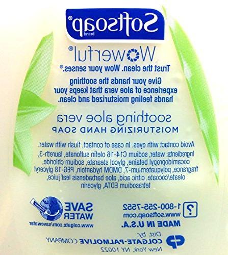 Aloe Vera Soap Refill 64 Fl
