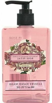 AAA Floral - Hand Wash - Rose Petal