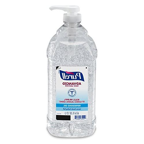 PURELL Advanced Refreshing Clean Scent, Liter pump