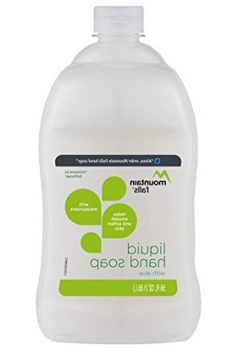 Mountain Aloe Liquid Hand Soap, Ounce