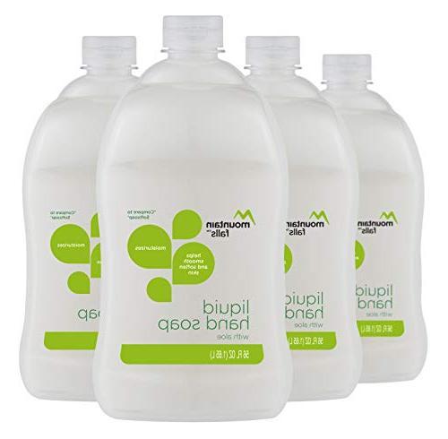 aloe liquid hand soap