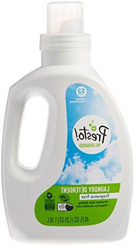 Amazon 96% Biobased Concentrated Laundry 106