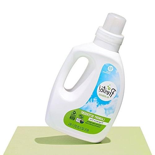 Amazon Brand - Laundry Detergent, Fragrance Free, 106
