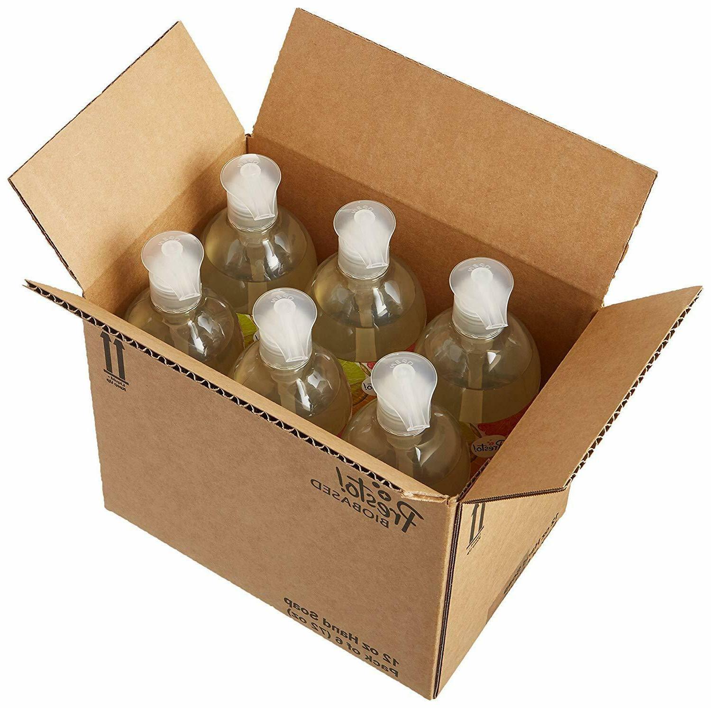 Presto! Biobased Wild Citrus/Lime Mint/Fragrance Free Scent