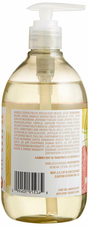 Wild Citrus/Lime Mint/Fragrance Scent
