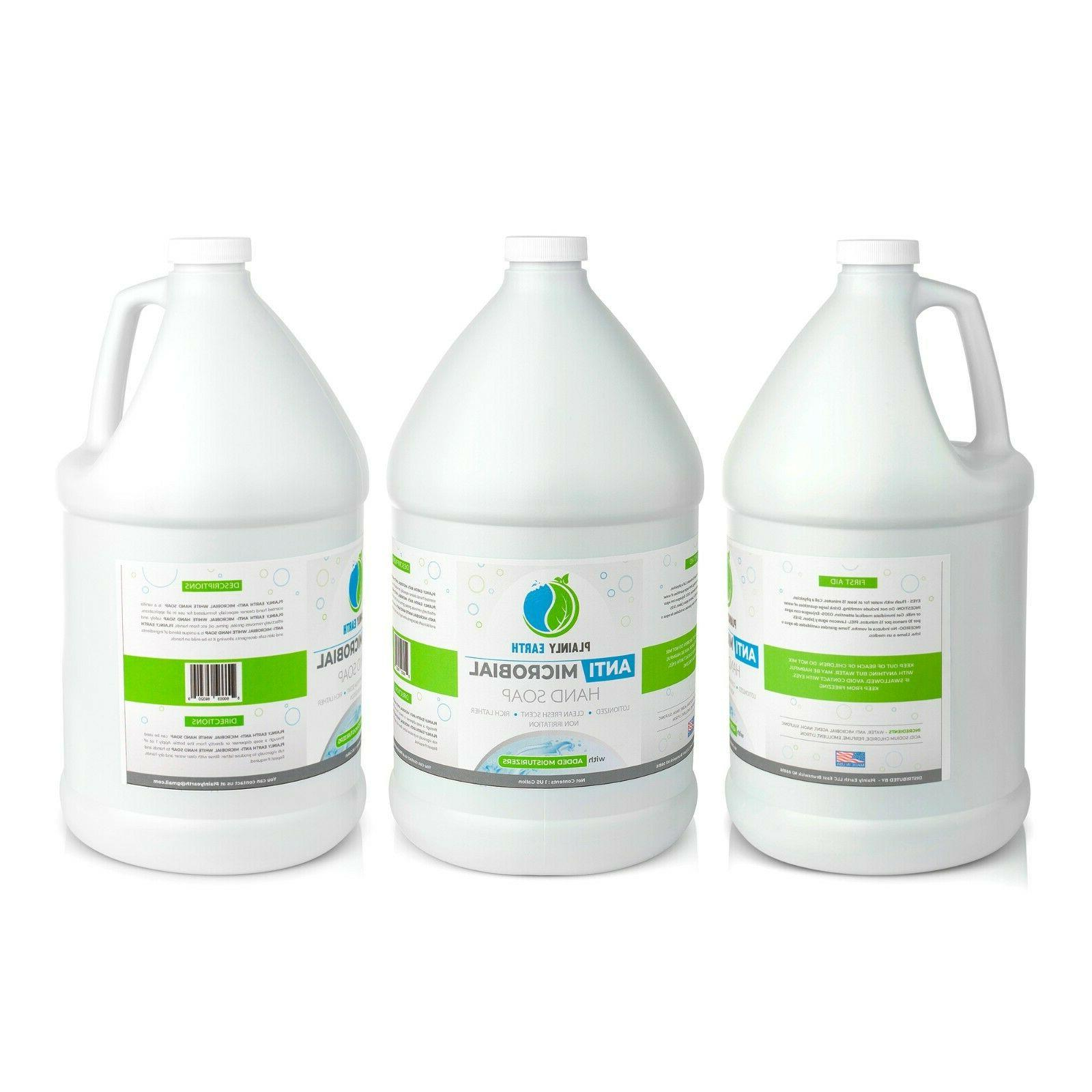 Anti Microbial Liquid Hand Soap