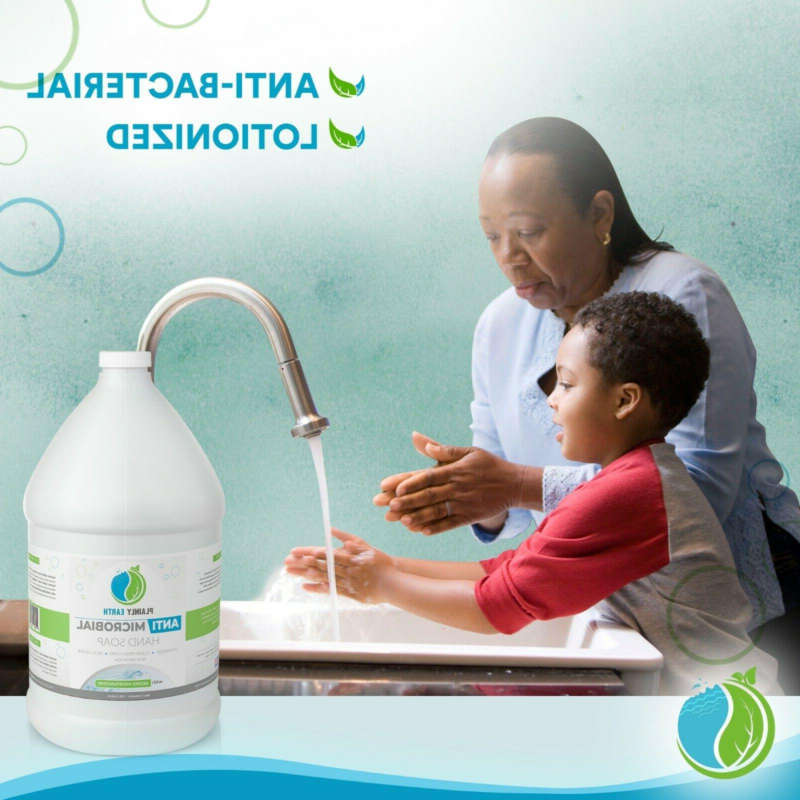 Anti Liquid Hand Soap 1