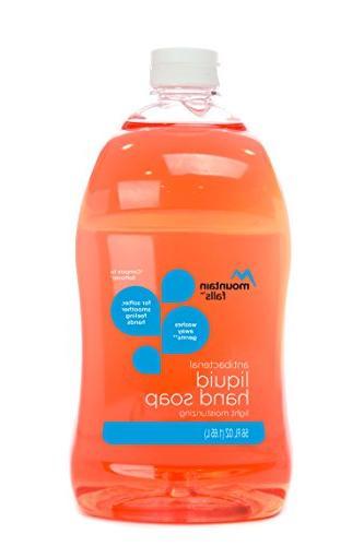 Mountain Liquid Hand Refill Light Softsoap,