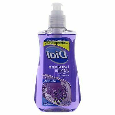 antibacterial liquid hand soap lavender and twilight