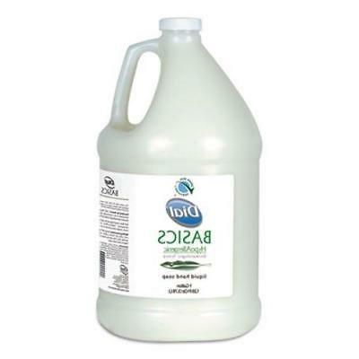 basics liquid hand soap fresh floral 1