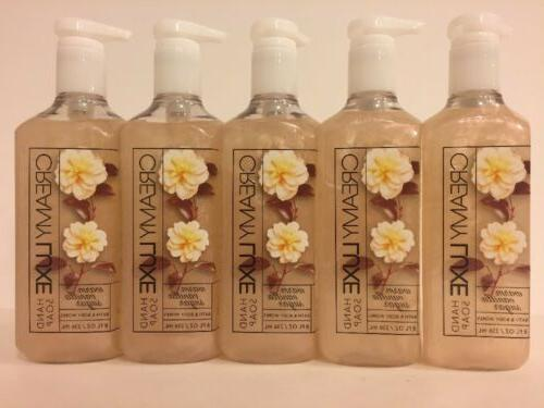 bath and body works creamy luxe hand