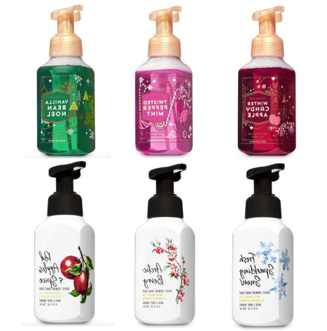 SOAP GENTLE FOAMING HAND SOAP SELECTION AUTHENTIC