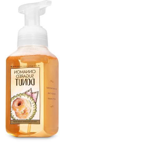Bath Hand - Gental Foam, Nourishing, Cleaning