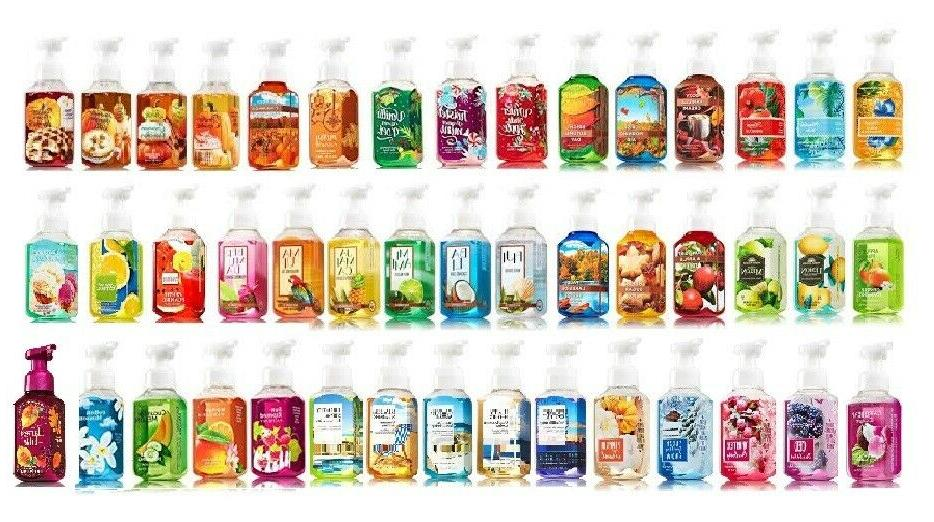 BATH & BODY WORKS HAND SOAP
