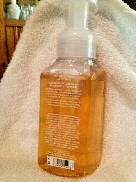 Bath Body Mango Hand Soap butter 8.75