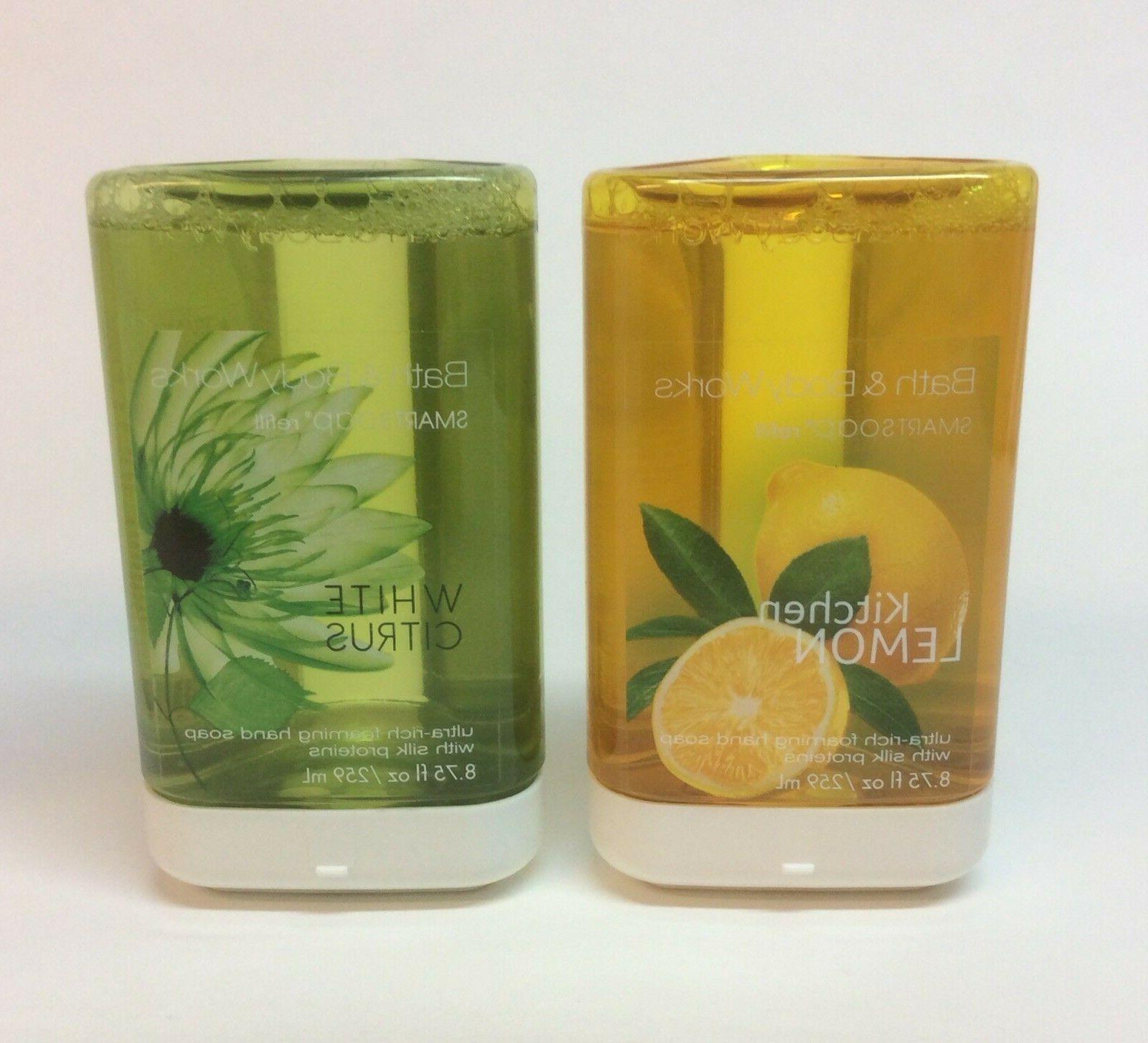 Smartsoap Lemon Candy Apple Peppermint