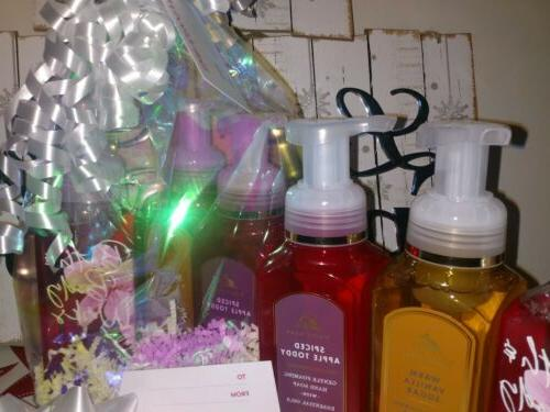 Bath & Works/ White Soap Gift Lot
