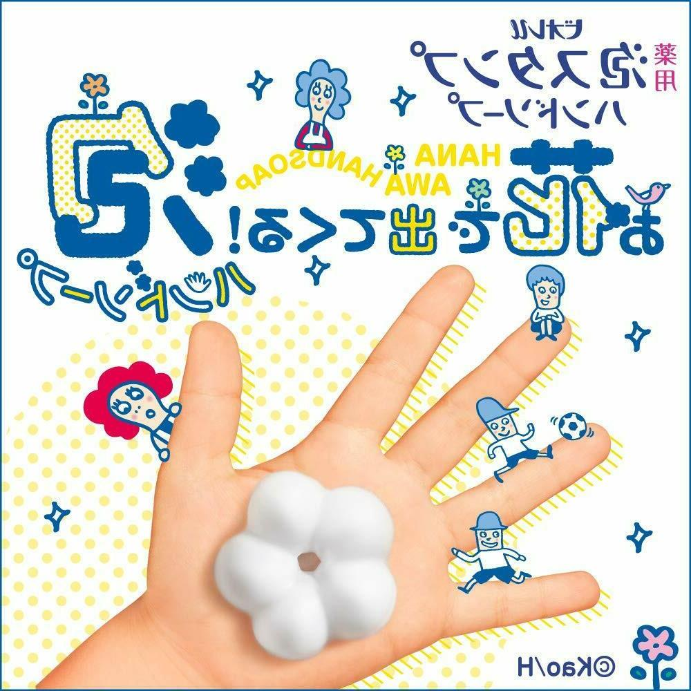 Biore foam hand soap 250 ml 800 for refilling Japan F/S