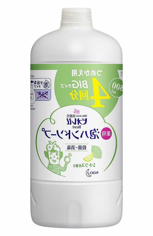 biore u hand soap body 800 ml