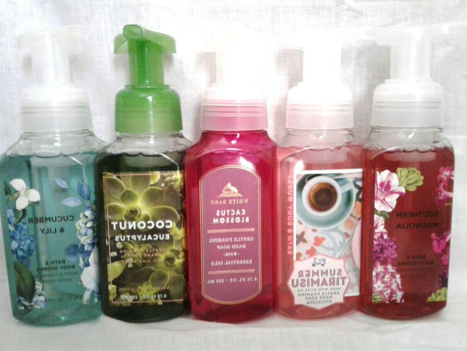 Brand New Body Works Gentle Hand Soap W/ Aloe Water