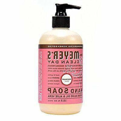 Brand Hand Soap, Rosemary, 12.5 Fluid Ounce