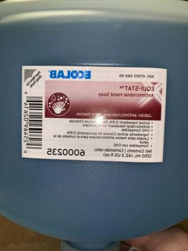 CASE Of 4 Ecolab 6000235 Fast mL