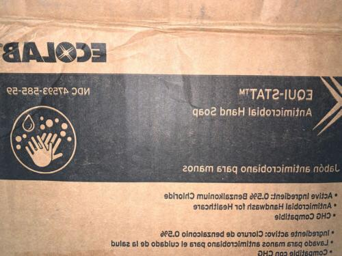 CASE 4 Ecolab EQUI-STAT Hand 6000235