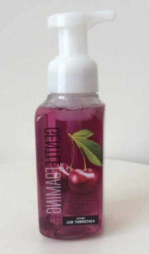 5 & BODY WORKS - CHERRY MERLOT FOAMING HAND SOAP