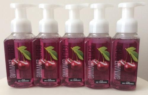 5 BATH WORKS - MERLOT HAND SOAP