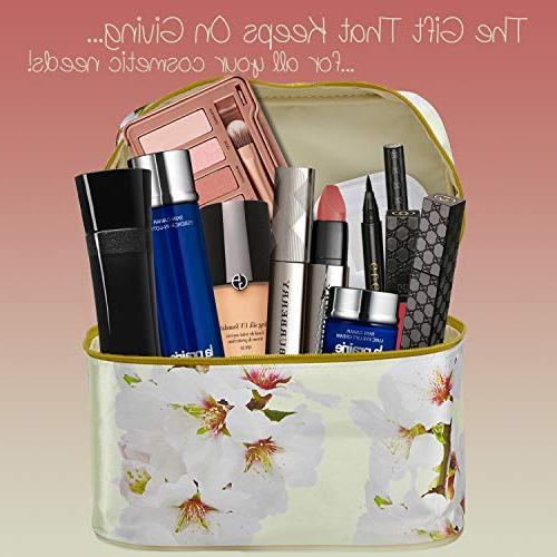 Valentine's Gifts - Bath and Body Basket For – Honey Almond Set Fragrant 6 Bath Travel More - Piece Set