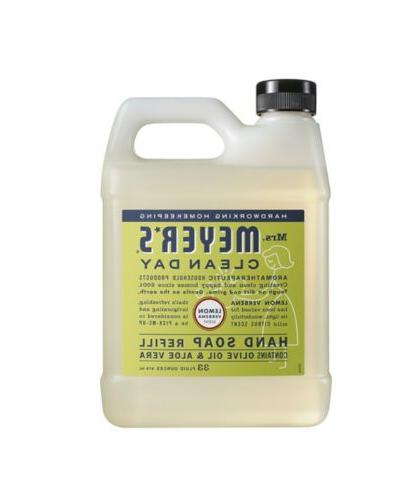 Mrs. Meyers Clean in LEMON VERBENA fl oz.