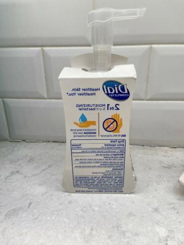 Dial Complete & antibacterial hand soap