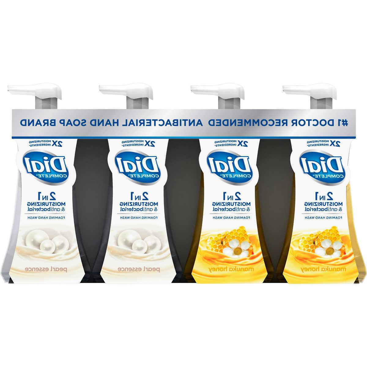 complete foaming hand soap variety pack 7
