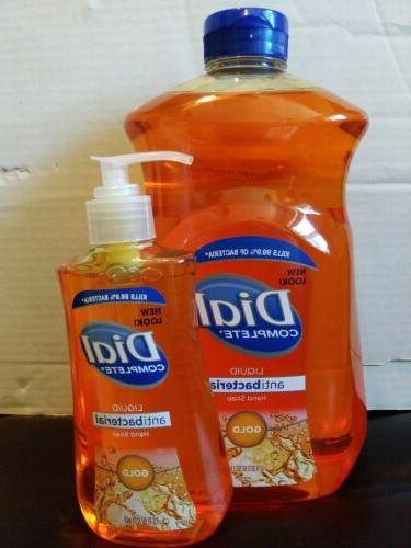 complete liquid gold hand soap 52 oz