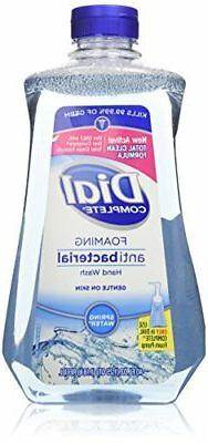 Dial Complete Spring Water Foaming Antibacterial Hand Wash R