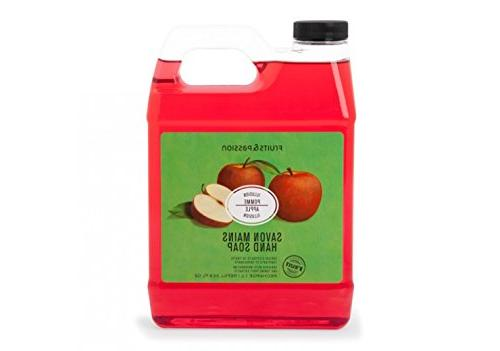 concentrated hand soap apple illusion