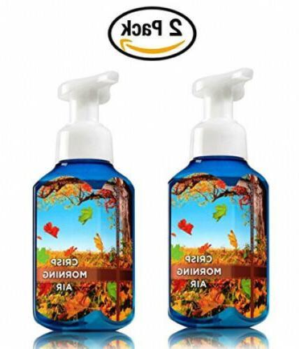 crisp morning hand soap